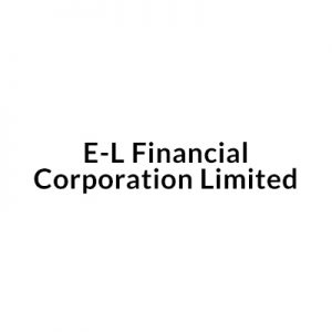 E-L Financial Corporation Limited