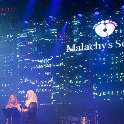 Malachy Soiree at Rebel